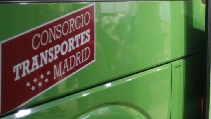 Bus interurbano.