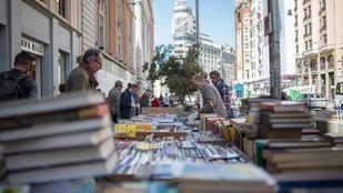 Los libros inundan los planes del 'finde'