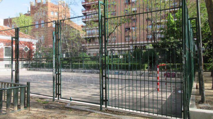 Los jardines de Conde Duque experimentarán una gran transformación.