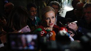 La oposición reprocha a Cifuentes el trato a la prensa de sus escoltas
