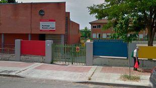Centro especial Ramón y Cajal en Getafe.