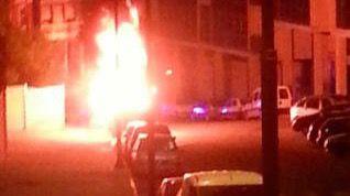 La Policía de Madrid detiene a un pirómano por quemar 13 contenedores