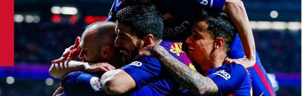 El Barcelona conquista su trigésima Copa del Rey