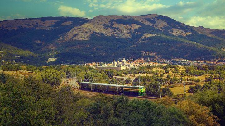 Vuelve el Tren de Felipe II