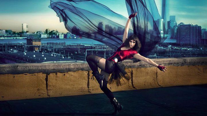 Vanessa, bailarina madrileña en Nueva York