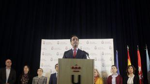 La URJC nombra un sustituto provisional de Álvarez Conde