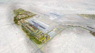 El Barajas del futuro: 40 años para crear el mayor nudo logístico de España
