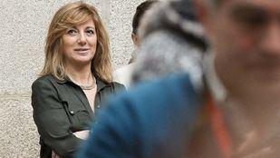 Isabel Gallego, exjefa de prensa de Aguirre.