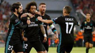 El Madrid gana por inercia a un Bayern que mereció mejor suerte