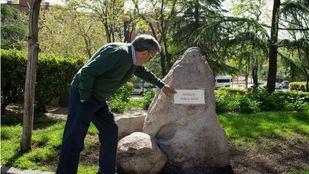 Se inaugura ''El jardín de Pablo Ráez'' con motivo del que fuera el 22 cumpleaños del joven marbellí, el cual consiguió que solamente en la Comunidad de Madrid se hicieran más de 2.000 donaciones de médula.
