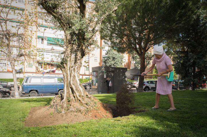 El recuerdo de Pablo Ráez en forma de jardín