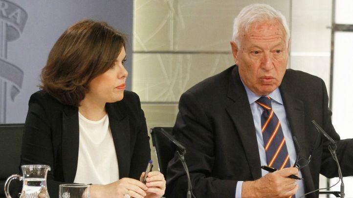 Margallo apuesta por Santamaría como candidata