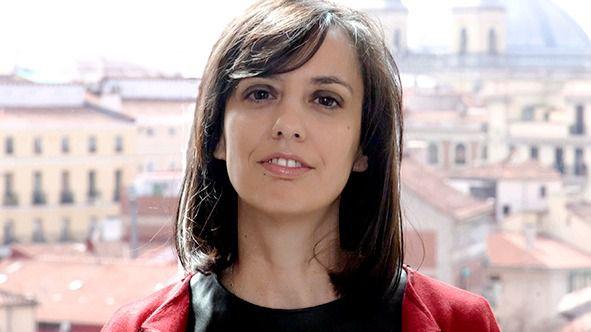 La concejala Mercedes González es la portavoz socialista en la comisión de BiciMAD.