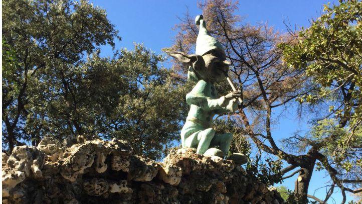 La magia del Retiro a través de sus estatuas