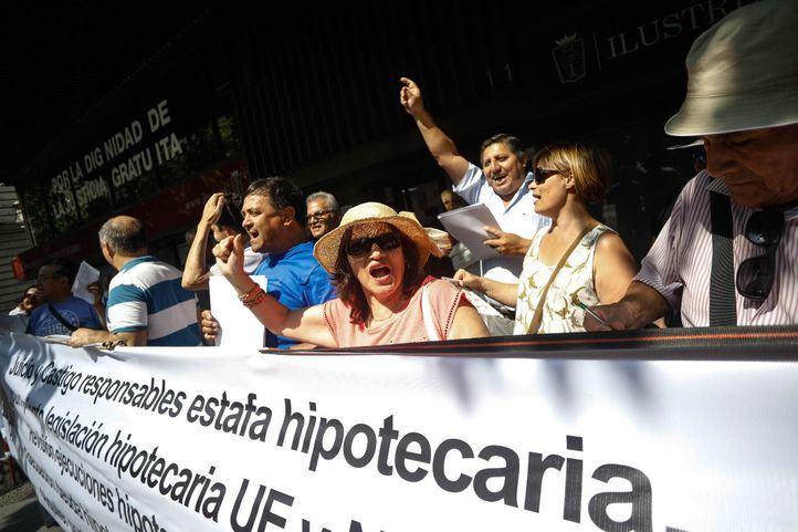 Los madrileños, los que más reclaman los gastos hipotecarios