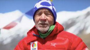 Expedición Ifema Carlos Soria