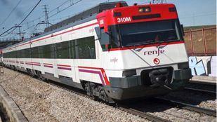 Tren de Cercanias Renfe