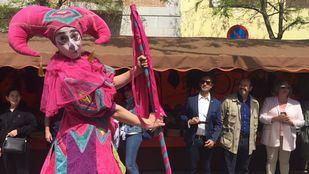 Arranca la Feria Medieval de la Villa en El Álamo
