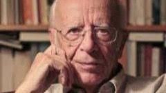 El filósofo Emilio Lledó renuncia a la Medalla de Oro de la Comunidad