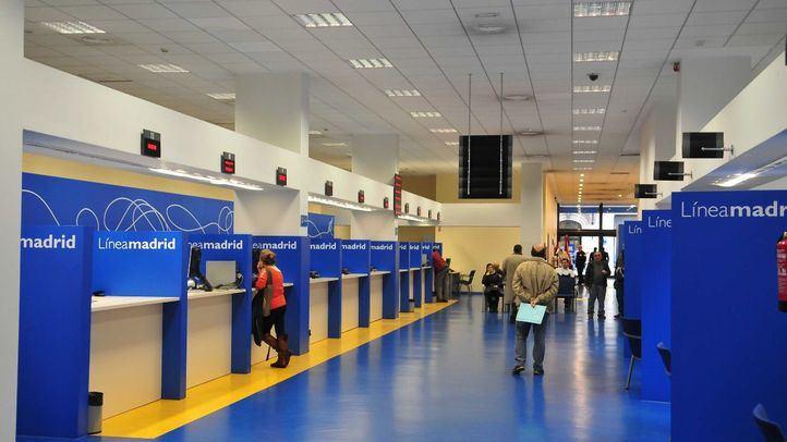 El Consistorio anuncia mejoras salariales en Línea Madrid