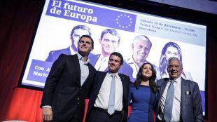 Cs rechaza la 'operación Vargas Llosa' para 2019