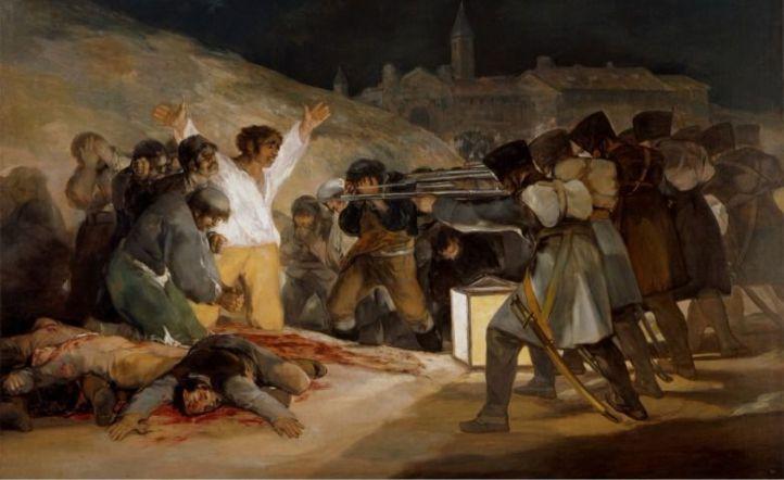 El desenlace del levantamiento del 2 de mayo