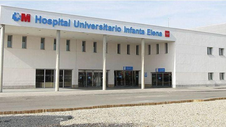 Instalaciones del Hospital Infanta Elena de Valdemoro