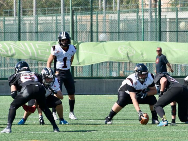 Partido Murcia Cobras Jr. vs Black Demons