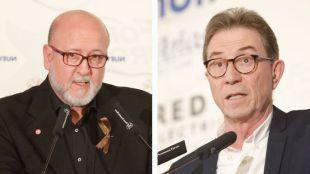 Los líderes de COO y UGT terminarán el día en Onda Madrid