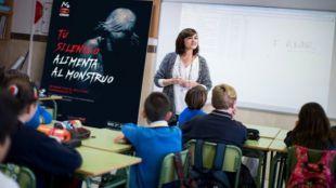 Uno de cada tres niños afirma que en su clase existe acoso escolar