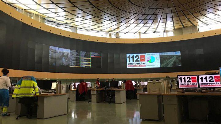 112 Comunidad de Madrid