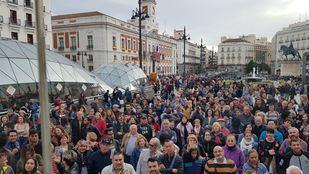 Partida, Rodríguez y Faraldos debaten sobre las necesidades de los madrileños