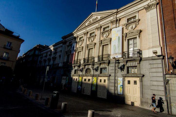 Y el teatro llegó a las corralas de Madrid