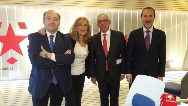 Jesús Sánchez Martos y Francisco Aranda, en Com.Permiso.