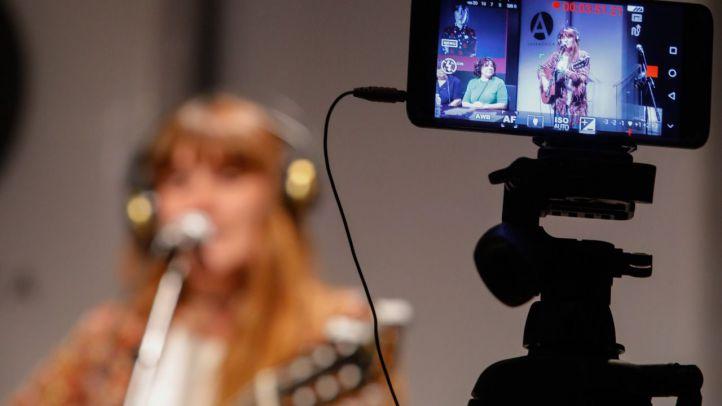 Los periodistas celebran la libertad de prensa en la Casa de América