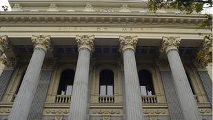Un templo para la economía: se inaugura el Palacio de la Bolsa
