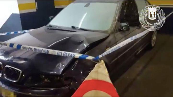 Detenido el conductor que arrolló a una mujer y huyó