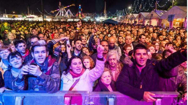 OBK, El Arrebato y Nach, en las fiestas de Getafe