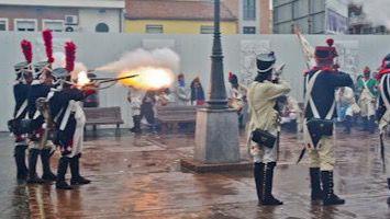 Torrejón recrea el levantamiento del 2 de mayo