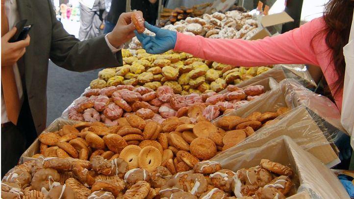 Casi 6 millones de rosquillas por San Isidro