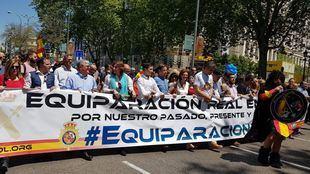 Jusapol exige una equiparación salarial