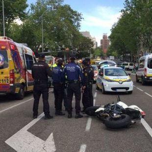 Fallece un escolta de Rajoy en pleno centro de Madrid