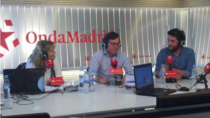 Serrano y Zafra debaten: Garrido, ¿presidente en funciones o interino?