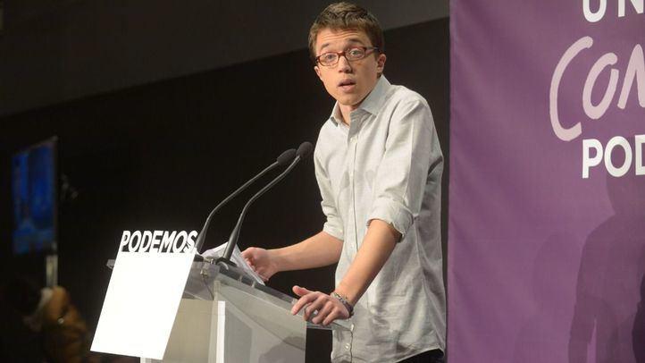Comienzan las votaciones de las primarias de Podemos para elegir candidato