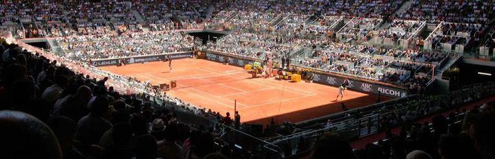 Open de Tenis.