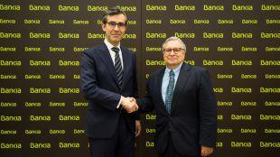 Bankia apuesta un año más por el patrocinio de la Feria del Libro