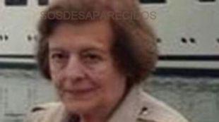 Desaparece en Chamberí una mujer enferma de alzheimer