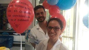 Maratón de controles en el Día de los Enfermeros