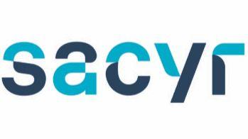 Nuevo logo de Sacyr.