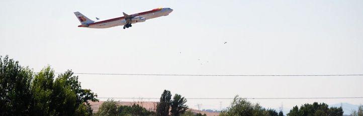 El Supremo avala que los aviones pasen por Fuente del Fresno